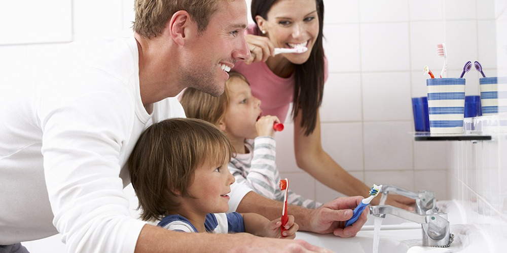 dental fillings dental care at home, dental news family cleaning teeth at home - dental wantirna