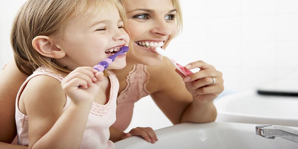 wantirna dentist mother daughter smiling dentist wantirna south